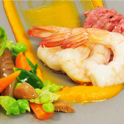 OceanWise Shrimp - Advertising Campaign