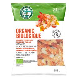 Organic Shrimp - Food Photography - Package Design