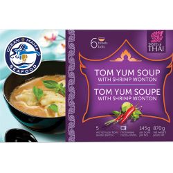 Organic Shrimp - Food Photography - Package Design - Product Development