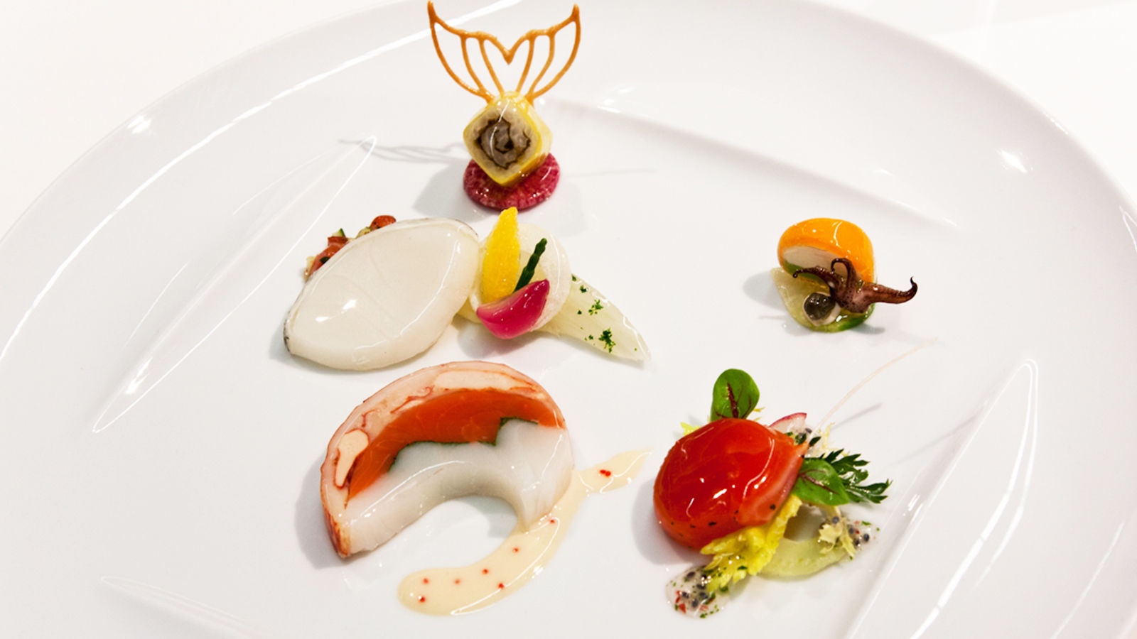 Gold Medal - 2012 Culinary World Olympics - Culinary Team Canada - Chef Poyan Danesh