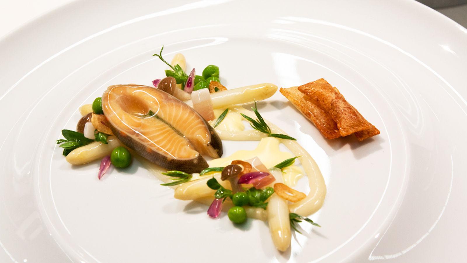 Gold Medal - 2012 Culinary World Olympics - Culinary Team Canada - Chef Brad Horen