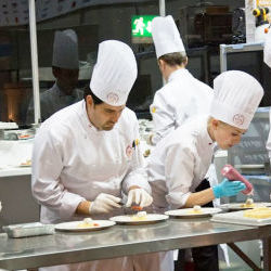 Gold Medal - 2012 Culinary World Olympics - Culinary Team Canada