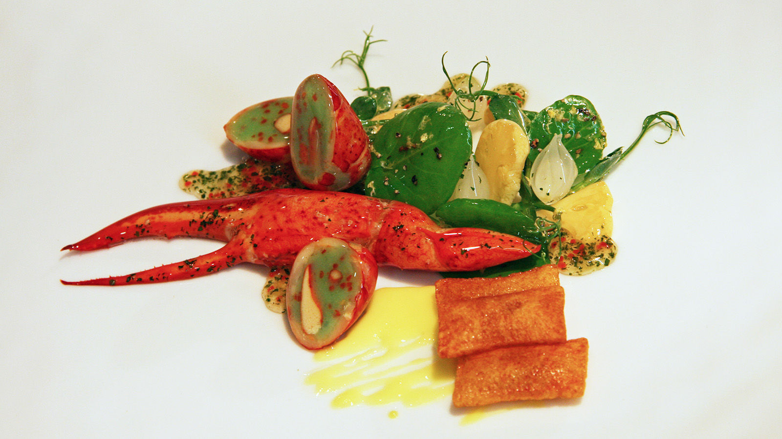 Gold Medal - 2010 Luxembourge ExpoGast- Culinary Team Canada - Chef Brad Horen