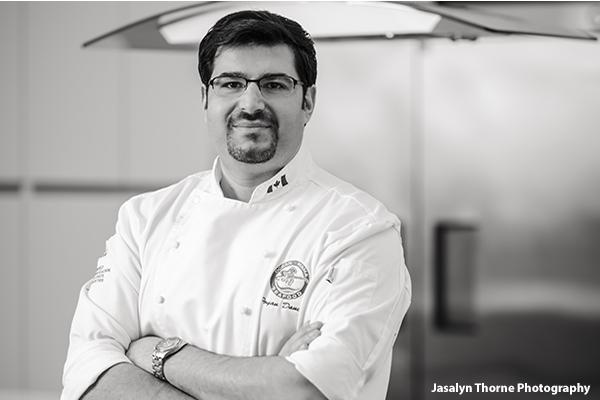 Chef Poyan Danesh